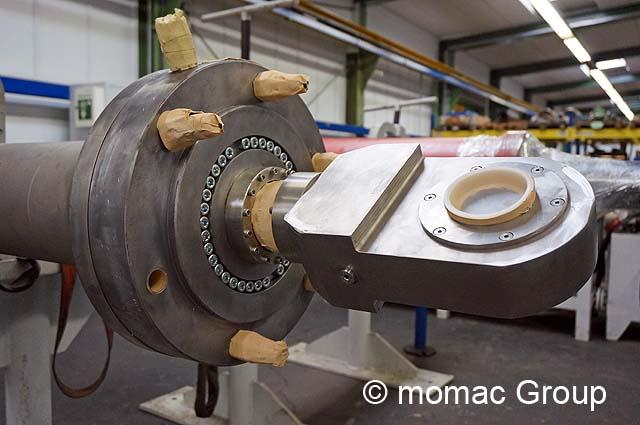 Instandsetzung von Hydraulikzylindern aller Hersteller