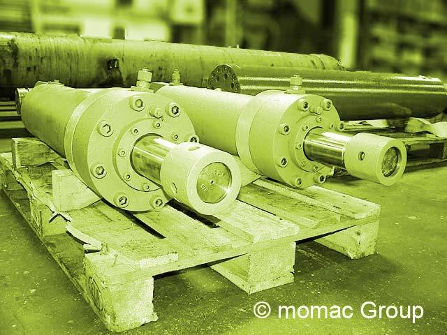 Instandsetzung von Sonder-Hydraulikzylindern aller Hersteller