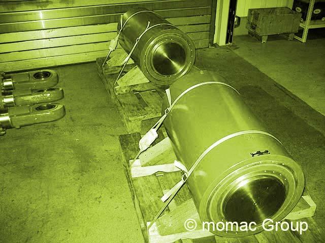 Neubau und Nachbau von Sonder-Hydraulikzylindern aller Hersteller