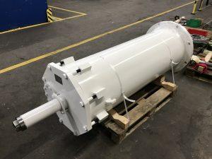 Neubau eines Pneumatikzylinders (Ausgleichszylinder), Kolben ø 560mm, Kolbenstange ø 75mm, 850 mm Hub